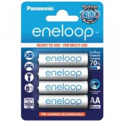 Аккумуляторы Eneloop Pro AAA (BK-4HCCE/4BE), 4 шт.